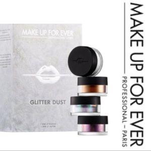 MAKE UP FOR EVER Glitter Dust Set